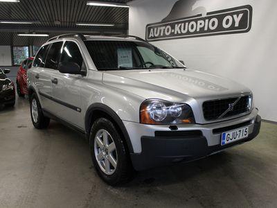 käytetty Volvo XC90 2,5T 5-paikkanen aut