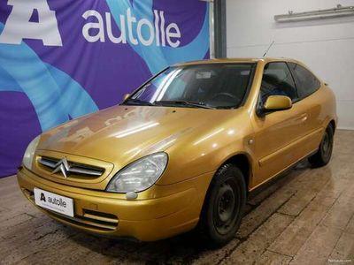 käytetty Citroën Xsara *POISTOAUTO* 2D Hatchback 1.6i