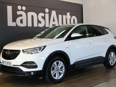 käytetty Opel Grandland X Enjoy 1,2 Turbo Start/Stop 96 kW AT6 **** Korko 0,99% + min. 1500 EUR takuuhyvitys ****