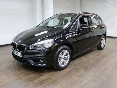 käytetty BMW 218 Active Tourer F45 218i A Business - UUTTA VASTAAVA! **** LänsiAuto Safe -sopimus hintaan 590EUR. **