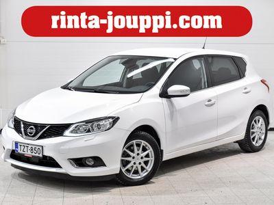 käytetty Nissan Pulsar DIG-T 115 Acenta Xtronic Design - Black Friday tarjous: Rinta-Jouppi Turva 0€ tähän autoon*