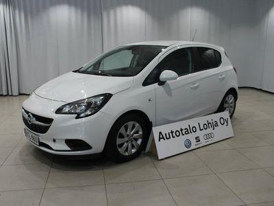 käytetty Opel Corsa 5-ov Enjoy 1,0T ecoFLEX S/S 66 (MY16.A) ** 1 Omistaja ** ** Aut. ilmastointi, Peruutus tutka **