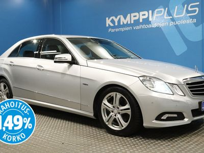 käytetty Mercedes E250 CDI BE A Business Avantgarde
