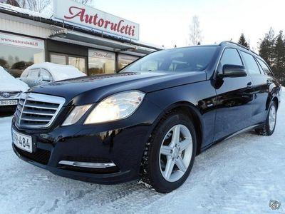 gebraucht Mercedes E200 CDI T Aut Business