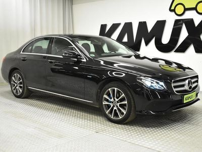 käytetty Mercedes E350 EA Premium Business Avantgarde // TULOSSA MYYNTIIN / 360KAMERA / KATTOLUUKKU / 1OM. //