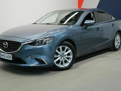 käytetty Mazda 6 Sedan 2,0 (165) SKYACTIV-G Premium Plus 6AT 4ov // automaatti /