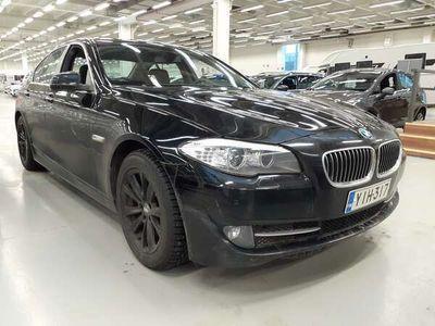 käytetty BMW 520 TwinPower Turbo A F10 Sedan Business Automatic*Vetokoukku*