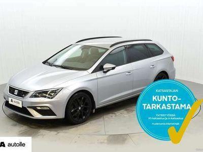 käytetty Seat Leon ST 1,8 TSI 180 FR Business DSG **** Korko 0,99% + min. 1500 EUR takuuhyvitys ****