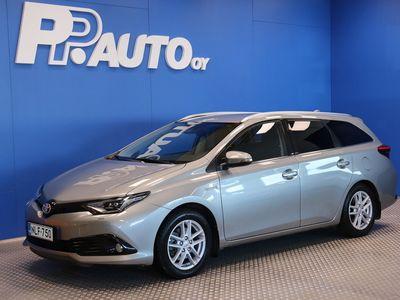 käytetty Toyota Auris Touring Sports 1,8 Hybrid Active Edition - 1000€:sta S-bonusta* Korko 0,99%**, 72 kk, ilman käsirah
