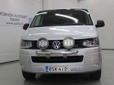käytetty VW Transporter 2.0 TDI 103kW Automaatti / ALV / Koukku / Vakkari / Navi /