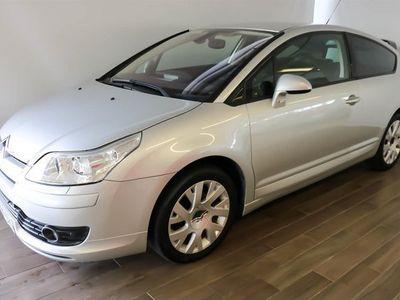 käytetty Citroën C4 2,0i 16v VTS Coupe ** Siististi pidetty pikku sportti ** **** Korko 0,99% + min. 1500 EUR takuuhyvit