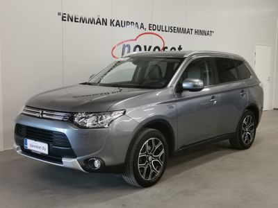 käytetty Mitsubishi Outlander P-HEV X-Line Limited Edition Instyle