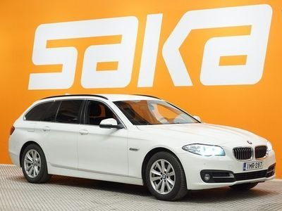 käytetty BMW 520 520 F11 Touring d A xDrive Business Exclusive Edition ### NORMAL FRIDAY -hinta! ### ** Webasto kaukos