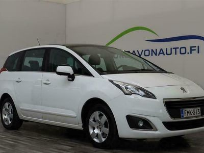 käytetty Peugeot 5008 Active BlueHDi 120 7-p ** VETOKOUKKU / PANORAMA **