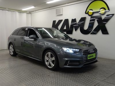 käytetty Audi A4 Avant Business 2,0 TDI 140 kW S tronic S Line / Navi / Tutkat / Xenon