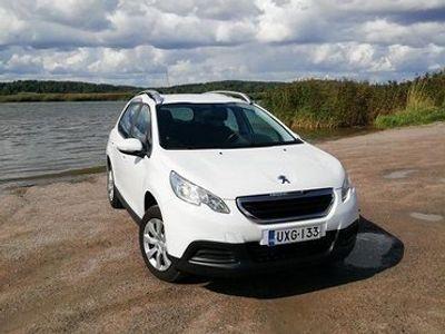 käytetty Peugeot 2008 82vti vm. 2013