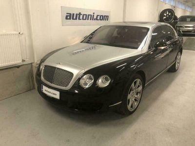 käytetty Bentley Flying Spur 6.0 W12 TwinTurbo, TODELLA HIENO ! KÄSIRAHA ALKAEN 0€