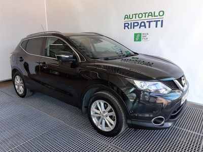 käytetty Nissan Qashqai DIG-T 115 Business 360 2WD 6M/T Leather