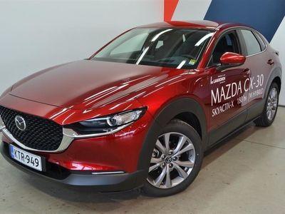 käytetty Mazda CX-30 AWD 2,0 M Hybrid Skyactiv-X Vision Plus Business AT