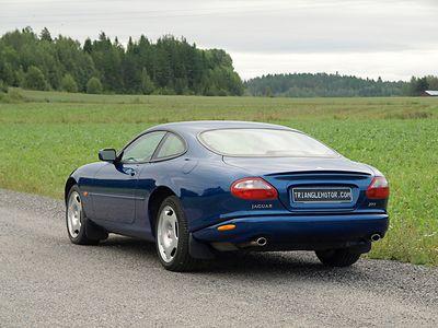 käytetty Jaguar XKR