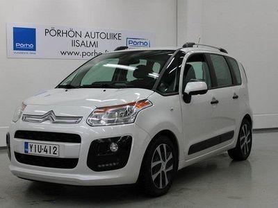 käytetty Citroën C3 Picasso e-HDi 92 Premium Autom. **TILAIHME**