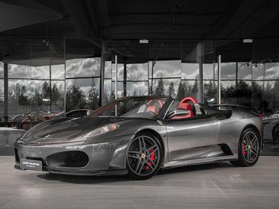 käytetty Ferrari F430 Spider F1