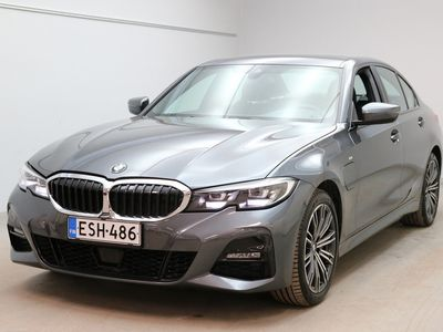 käytetty BMW 330 eA G20 Sedan Business M Sport - Näyttävä M Sport - BPS takuu 24 kuukautta/40 000 km