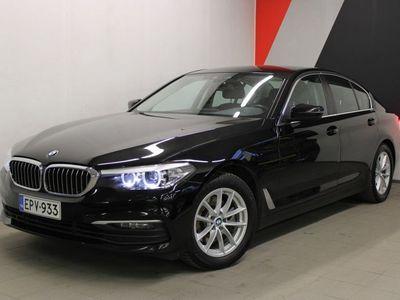 käytetty BMW 518 518 G30 Sedan d A Business, Prof. Navigointi, Webasto, BPS Takuu 24kk/40tkm