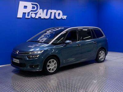 käytetty Citroën Grand C4 Picasso BlueHDi 120 Intensive Business Automaatti - Korko 0,89%+kulut, S-bonusta 2000€ ostosta, Kauppav...