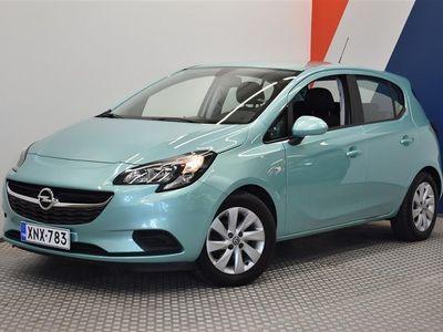 käytetty Opel Corsa 5-ov Enjoy 1,4 ecoFLEX 66kW *Auto AC, Cruise*