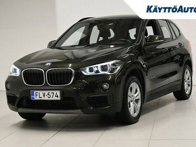 käytetty BMW X1 F48 xDrive20d A Business