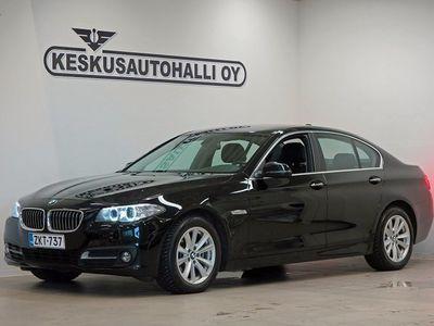 käytetty BMW 520 520 F10 Sedan d A xDrive Edition Exclusive - Korko nyt 2.9% + kulut
