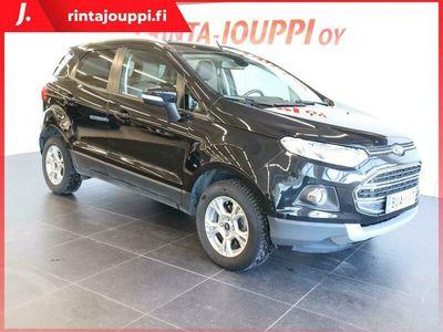 käytetty Ford Ecosport 1,0 EcoBoost 125hv M5 Titanium 5-ovinen *Polttoainekäyttöinen lisälämmitin*