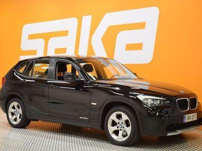 käytetty BMW X1 sDrive20d A E84 Business ** Rahoitus jopa 0€ käsiraha / Suomi-auto / Cruise / Tutkat taakse / Lohko+