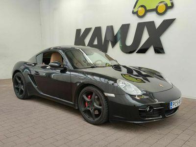 käytetty Porsche Cayman S Tiptronic S / Huippusiisti / Huoltokirja / Sport-istuimet /