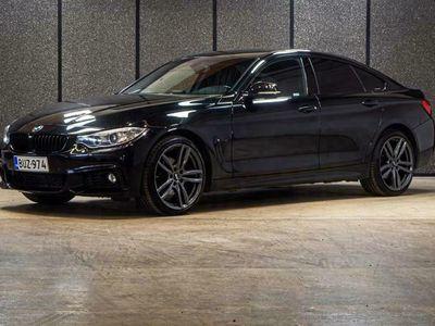 käytetty BMW 420 Gran Coupé F36 420d A xDrive Business M-Sport // Korko 1,9% // 8xalut // Sähk. koukku // Ratin lämmitin // Xenon //