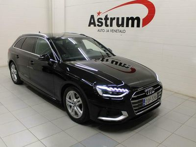 käytetty Audi A4 Avant Bsn Advanced 40 TFSI 140 MHEV A