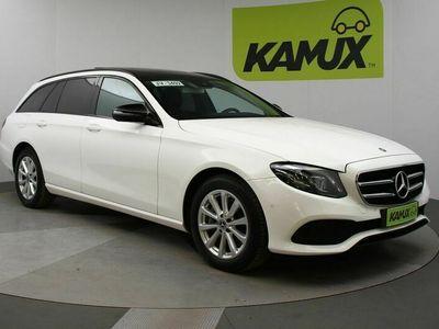 käytetty Mercedes E220 4Matic T A Avantgarde // Multibeam LED-ajovalot / PA-lämmitin / Navigointi / Panorama //