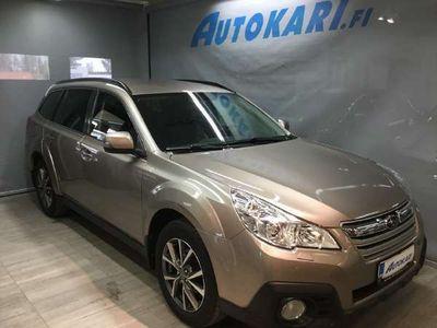 käytetty Subaru Outback 2,5i (OA) Leather CVT