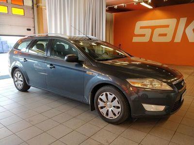 käytetty Ford Mondeo 2,0 145 hv Ghia M5 Wagon ** Vetokoukku / Autom.ilmastointi / Lämmitettävä tuulilasi **