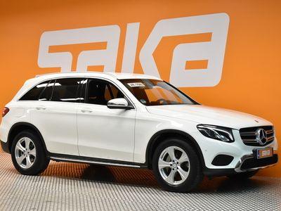 käytetty Mercedes GLC220 d 4Matic A Premium Business Tutkat /