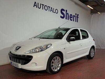 käytetty Peugeot 206+ 75 Millesim 200 Limited 5-ov ***HUOM. AJOMÄÄRÄ!***