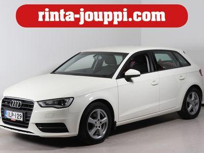 käytetty Audi A3 Sportback Business 2,0 TDI 135 kW quattro S tronic - Neliveto - Automaatti - 184hv - Seuraava katsas