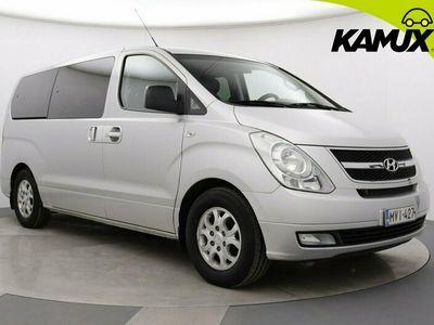 käytetty Hyundai H-1 8-Paik. 2,5 CRDi VGT 125kW UEFA Edition Wagon **8- Paikkainen tila-auto, Webasto kellolla**