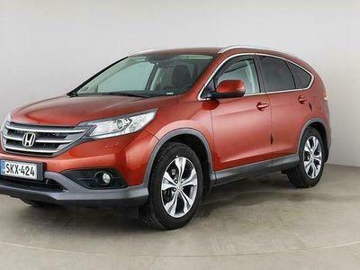 käytetty Honda CR-V Lifestyle Business* P-Kamera* Vetokoukku* Xenonit* Bluetooth*