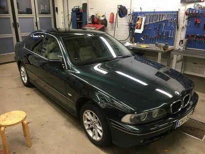 käytetty BMW 525 iA E39 -03