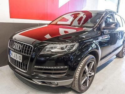 usado Audi Q7 4,2 V8 TDI DPF 250 quattro A 7-ist *Ilma-alusta * Bose * Rahoitus * Vaihto *
