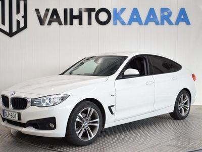 käytetty BMW 320 Gran Turismo Gran Turismo i Tbo Autom. xSport Edition # Muistipenkki, Sähkötakaluukku, Xenon, Bluetooth #