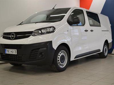 käytetty Opel Vivaro Van Enjoy L 2,0 Diesel Turbo S/S 90 kW MT6, TALVIRENKAAT, VETOKOUKKU JA VANEROINTI 299€