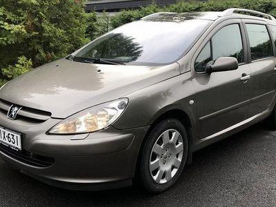 käytetty Peugeot 307 2.0Bensa Aut